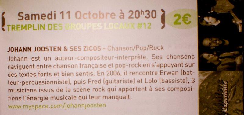 Programme du CCGP 2008
